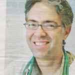 """ד""""ר גל וגנר-קולסקו בשער המגזין"""